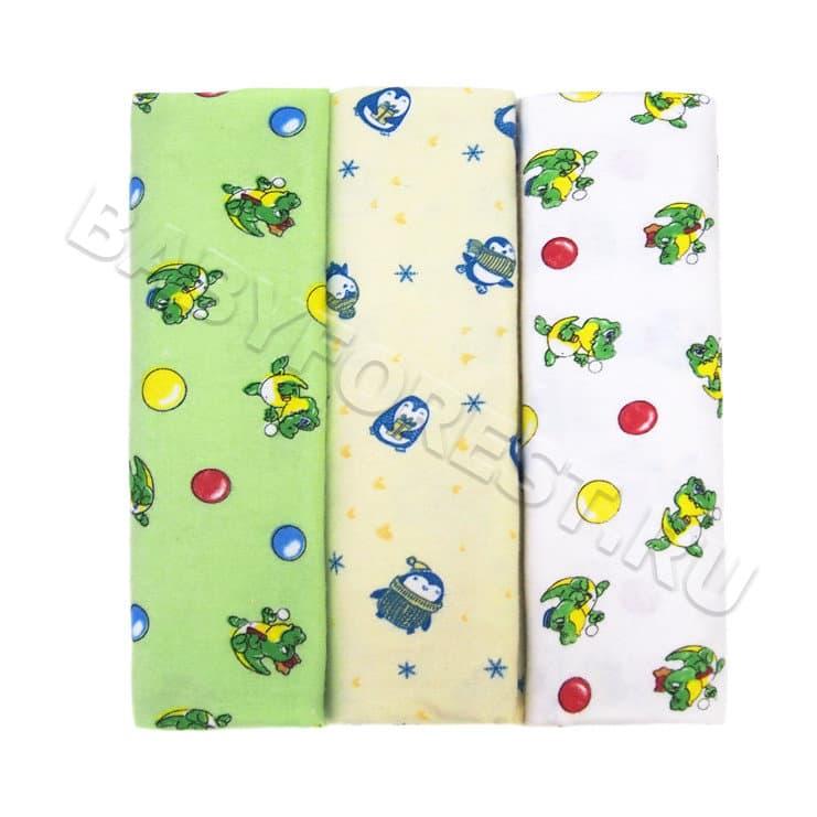 Фланелевые пеленки для новорожденных интернет магазин