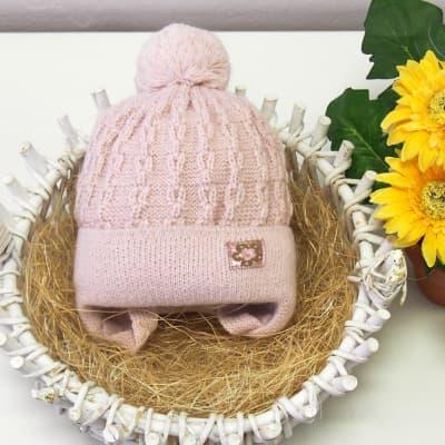 купить зимние шапки для новорожденных в интернет магазине