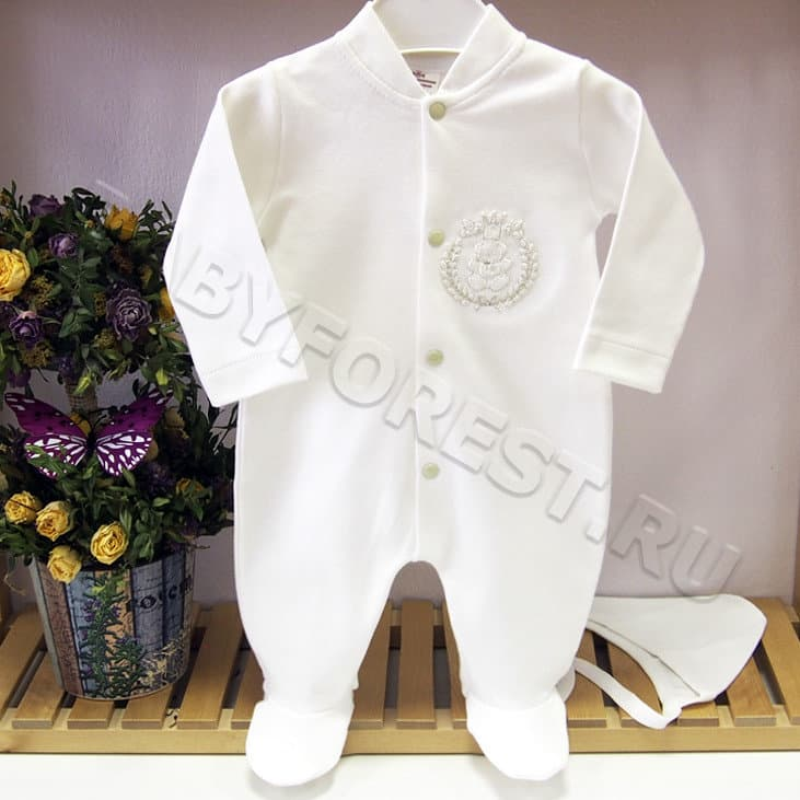 f95b27ef4e7 Одежда на выписку из роддома для новорожденного